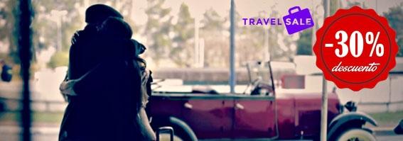 Antique Romantique Transfer + Mini City Tour