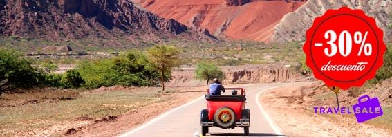 Antique Tour Ruta del Vino Salteño hasta Tucumán - 4 días