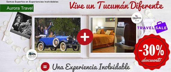 Hotel Francia + Excursión Con Antique Tour